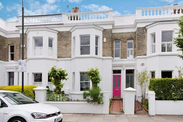 3 Bedrooms Terraced House for sale in St Elmo Road, Shepherds Bush