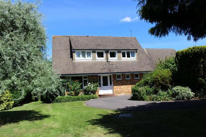 5 Bedrooms Detached House for sale in UPLANDS ROAD, DENMEAD