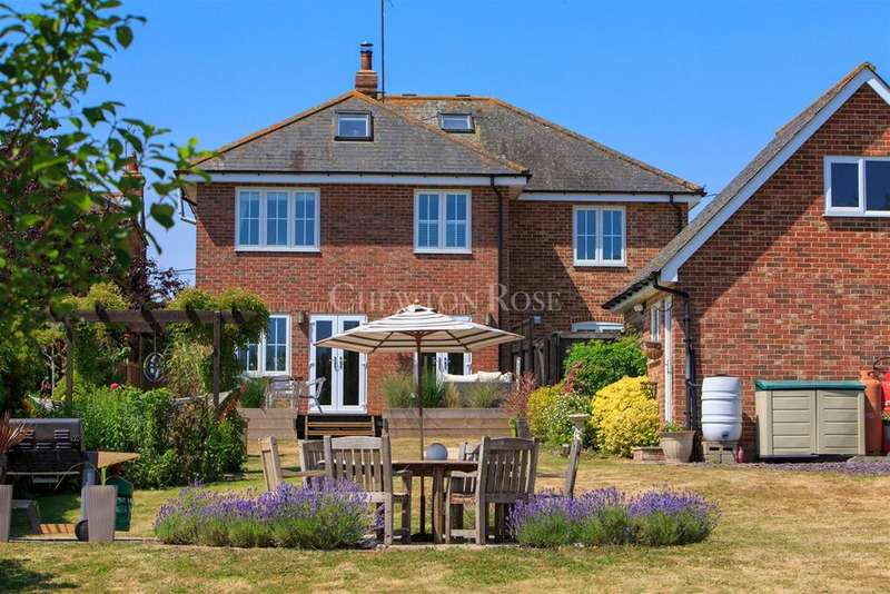 5 Bedrooms Detached House for sale in Layer Breton Hill