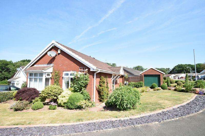 3 Bedrooms Detached Bungalow for sale in Chester Close, New Inn, Pontypool