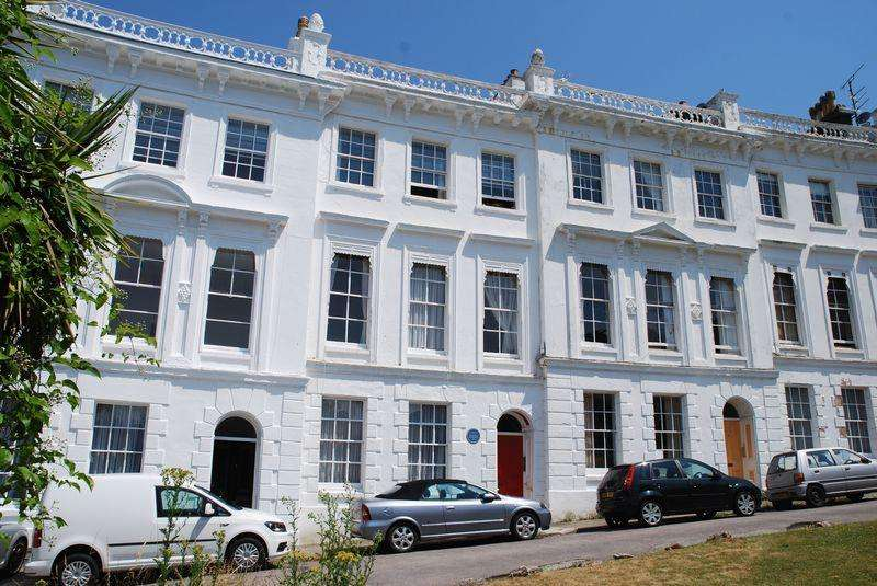 Block Of Apartments Flat for sale in Higher Woodfield Road, Torquay