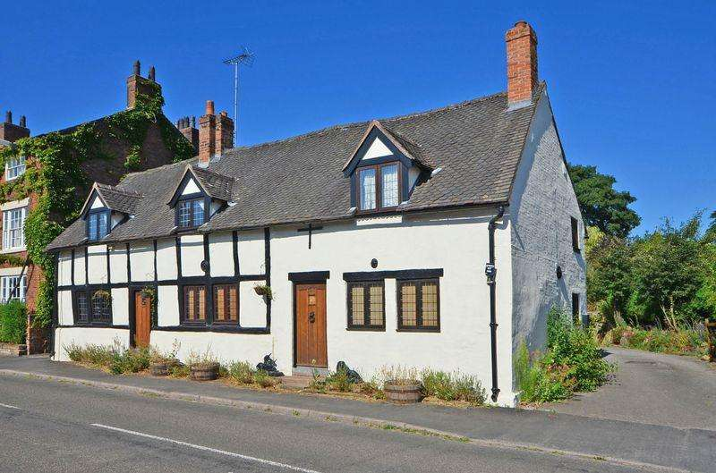 4 Bedrooms Detached House for sale in Tudor House Main Road, Betley, Crewe, Cheshire CW3 9AB