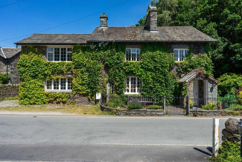 7 Bedrooms Detached House for sale in Silver Lea, Easedale Road, Grasmere, Cumbria, LA22 9QE