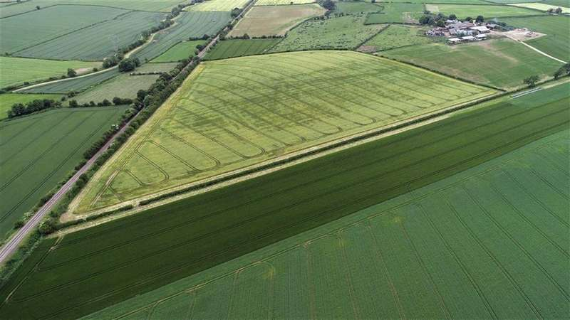 Land Commercial for sale in South Of Ollerton Road, Tuxford, Nottinghamshire