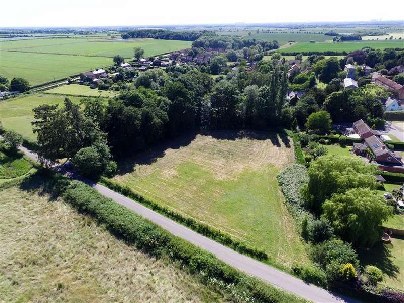 Land Commercial for sale in Chapel Lane, Glentworth, Gainsborough, Lincolnshire