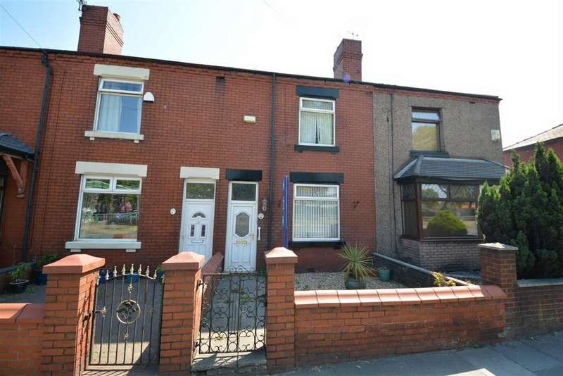 2 Bedrooms Terraced House for sale in Warrington Road, Marus Bridge, Wigan, WN3