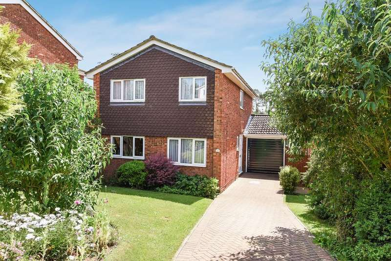 4 Bedrooms Detached House for sale in Kingfisher Road, Flitwick, MK45