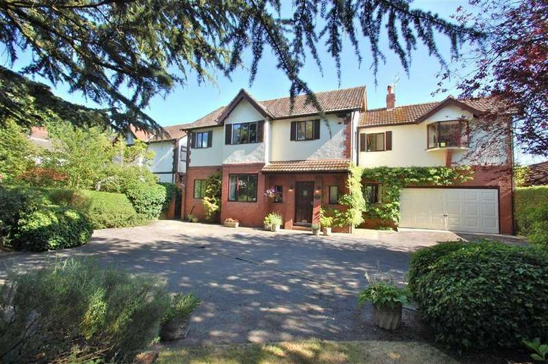 5 Bedrooms Detached House for sale in Acre Lane, Cheadle Hulme, Cheshire