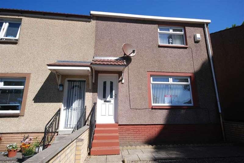 2 Bedrooms End Of Terrace House for sale in Townhead Street, Stevenston