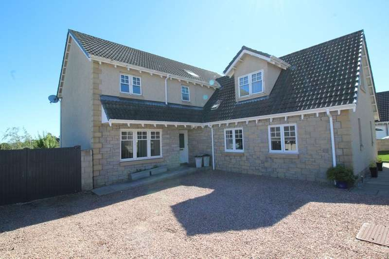6 Bedrooms Detached House for sale in Ballumbie Drive, Dundee, DD4
