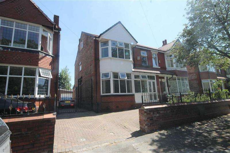 6 Bedrooms Property for sale in Northmoor Road, Manchester