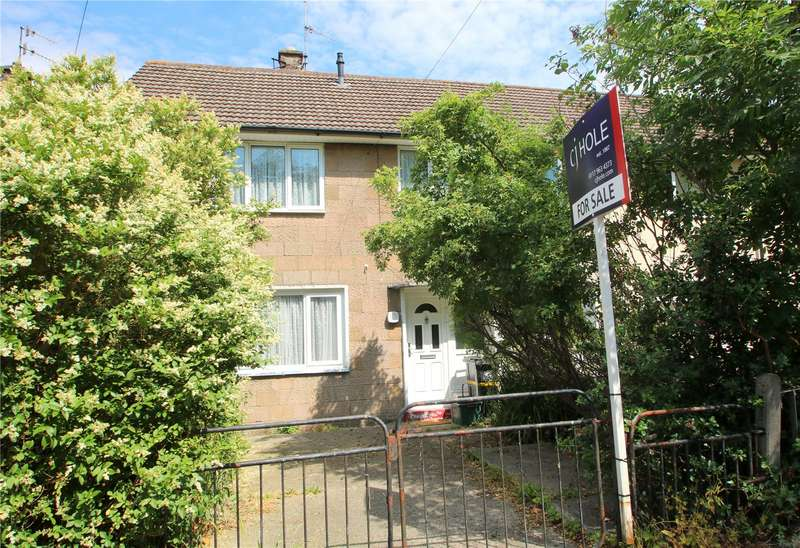 3 Bedrooms Terraced House for sale in Goulston Road Bishopsworth Bristol BS13