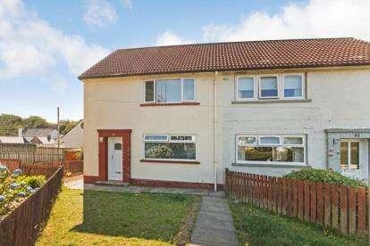 3 Bedrooms Semi Detached House for sale in Glebe Terrace, Fenwick, East Ayrshire
