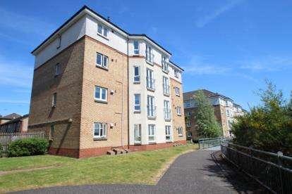 2 Bedrooms Flat for sale in Bulldale Road, Yoker, Glasgow