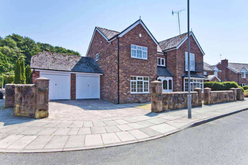 5 Bedrooms Detached House for sale in The Old Quarry Woolton Village L25