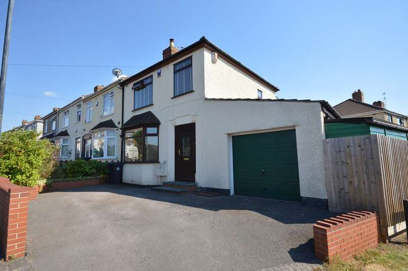 3 Bedrooms End Of Terrace House for sale in Clarence Road, Kingswood, BS15