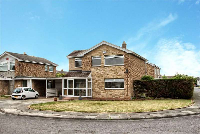 3 Bedrooms Link Detached House for sale in Teesgate, Thornaby