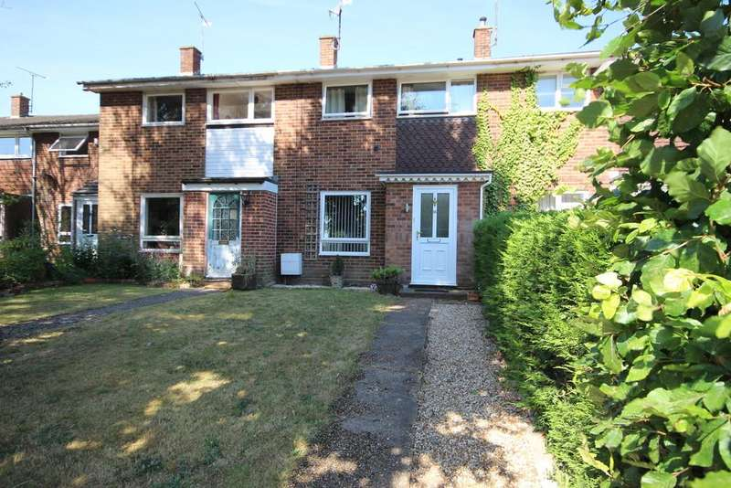 3 Bedrooms Terraced House for sale in Emmbrook Gate, Wokingham