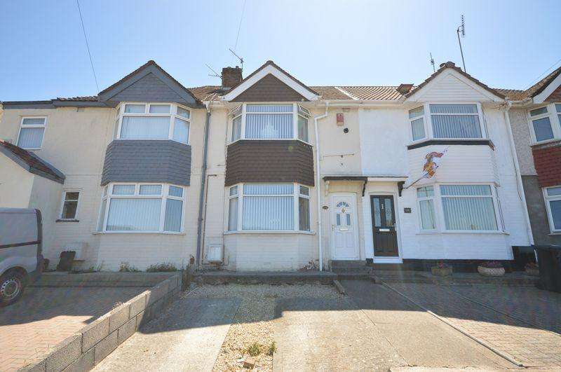 3 Bedrooms Terraced House for sale in St. Peters Rise, Bristol