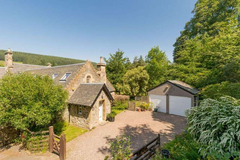 3 Bedrooms Cottage House for sale in Lea Cottage, Heriot, EH38 5YE