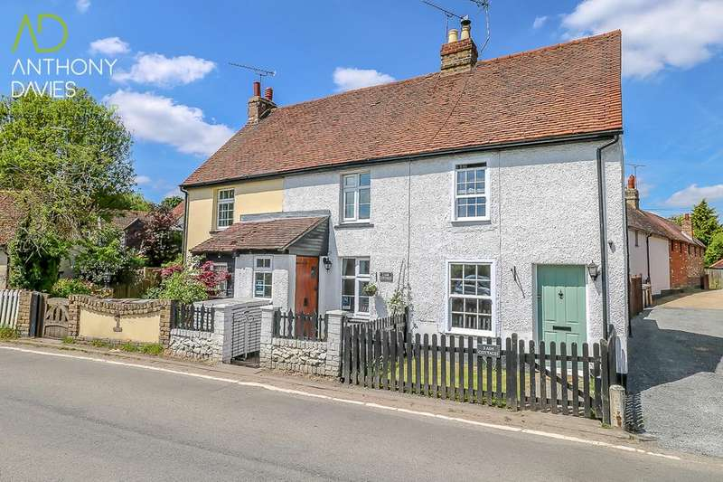 2 Bedrooms Cottage House for sale in Ash Cottages, Wareside, SG12