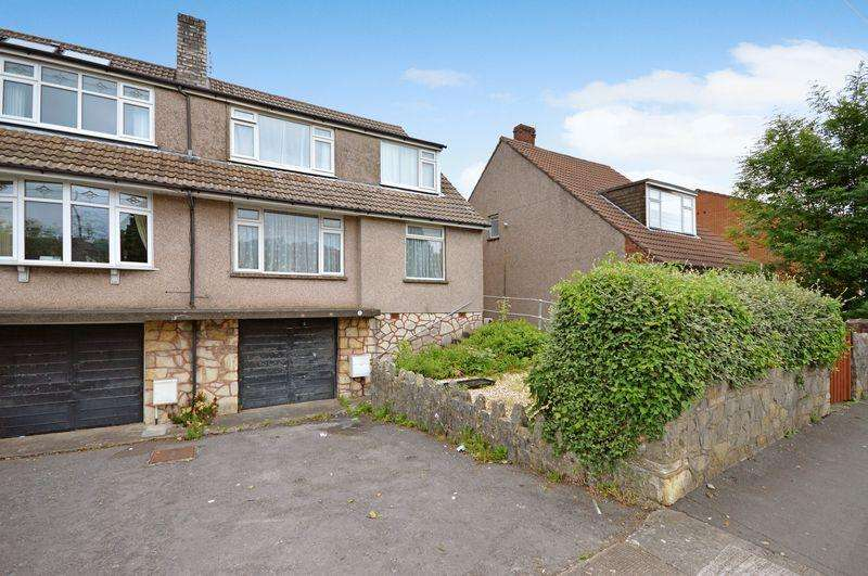 3 Bedrooms Semi Detached House for sale in Broad Oak Road, Bristol