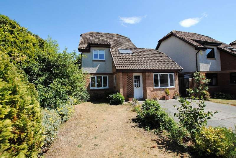 4 Bedrooms Detached House for sale in Coyle Park, Troon, South Ayrshire, KA10 7LB