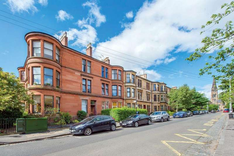 3 Bedrooms Flat for sale in 2/3, 19 Havelock Street, Partick, Glasgow, G1 5JF