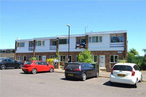 2 Bedrooms Maisonette Flat for sale in Florence Nightingale Court, Athol Road, Coventry, West Midlands