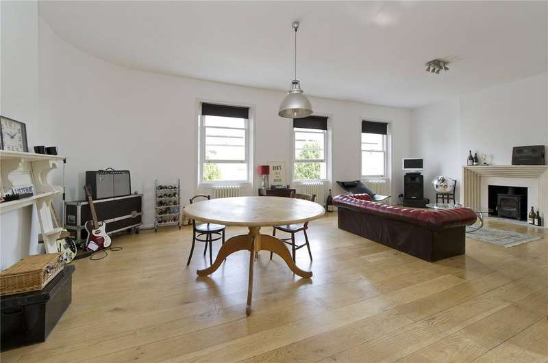 3 Bedrooms Flat for sale in All Saints Road, London