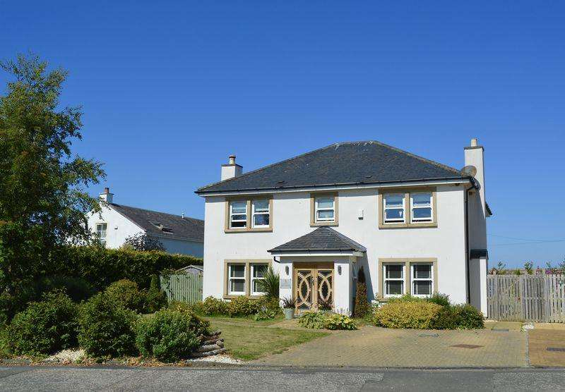 4 Bedrooms Detached Villa House for sale in Abercromby Drive, Ayr
