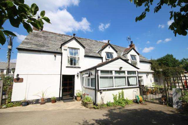 3 Bedrooms Semi Detached House for sale in St Tudy