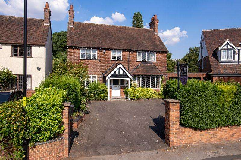 4 Bedrooms House for sale in Goldieslie Road, Sutton Coldfield