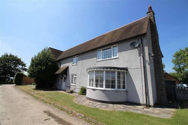 5 Bedrooms Detached House for sale in Hopwell Nook, Off The Ridings, Ockbrook, Derby