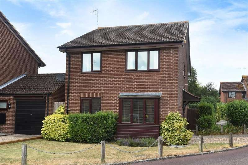 4 Bedrooms Detached House for sale in Culloden Way, Wokingham, Berkshire RG41 3UN