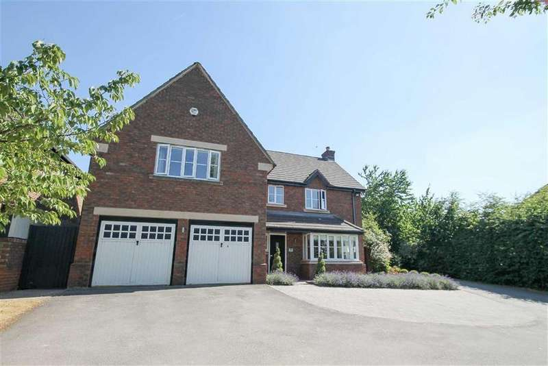 5 Bedrooms Detached House for sale in Registry Close, Kingsmead