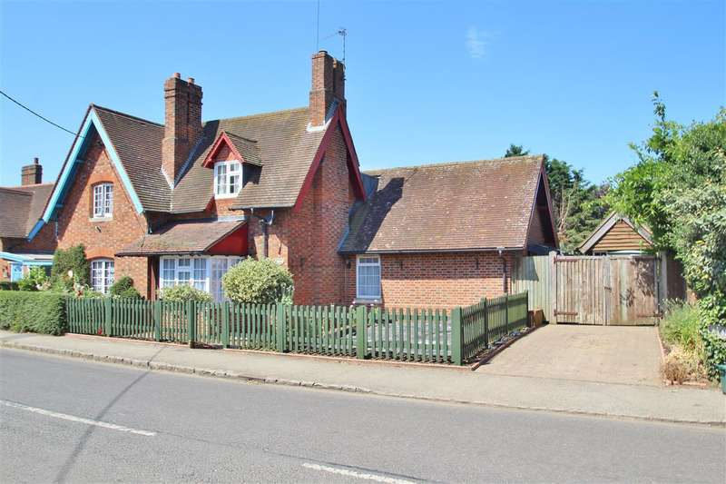 3 Bedrooms Cottage House for sale in Christmas Cottage, 3 Buckingham Road, Steeple Claydon