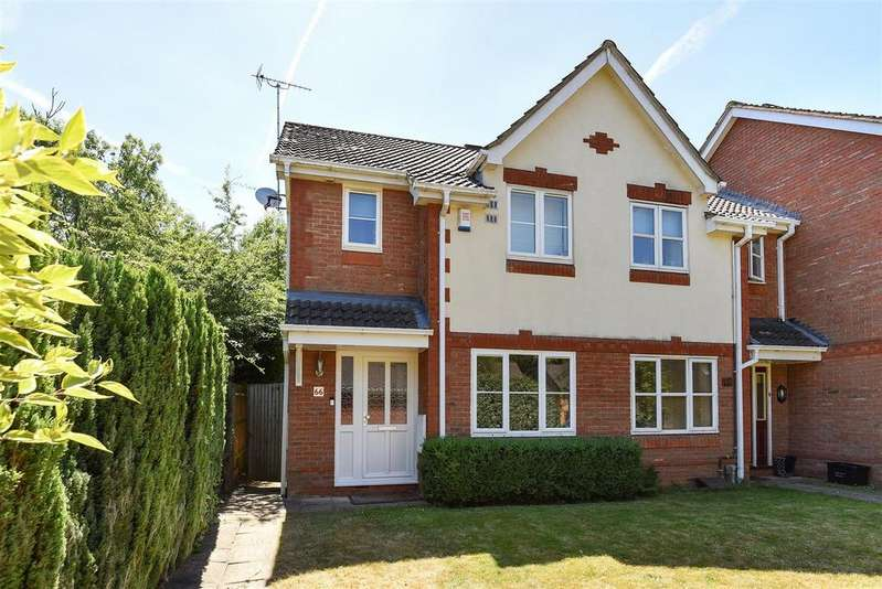 2 Bedrooms End Of Terrace House for sale in Montague Close, Wokingham, Berkshire, RG40 5PH