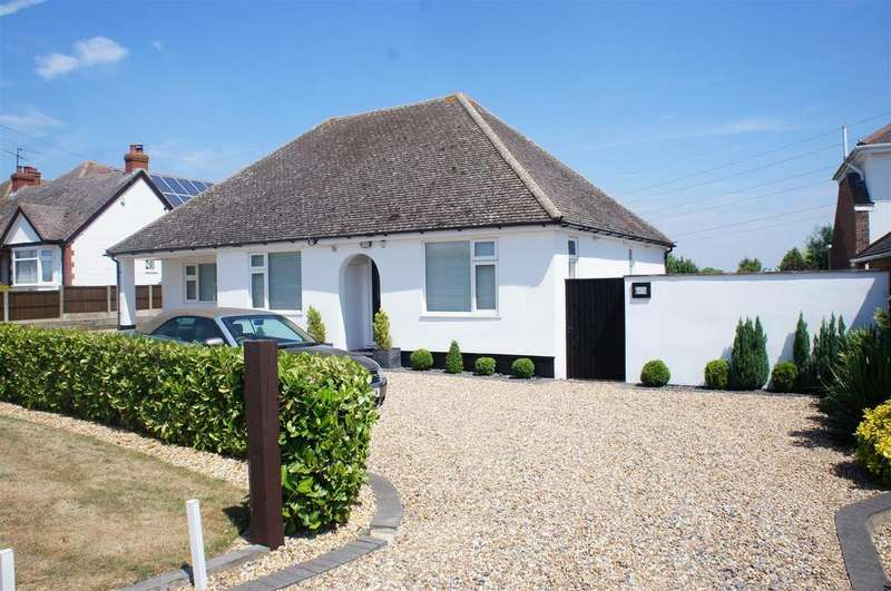 4 Bedrooms Detached Bungalow for sale in Lower Shelton Road, Lower Shelton