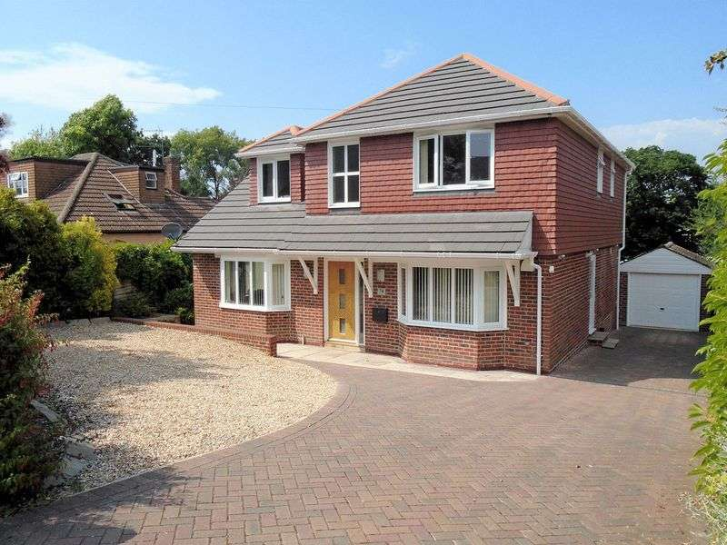 5 Bedrooms Property for sale in Blackbrook Park Avenue, Fareham