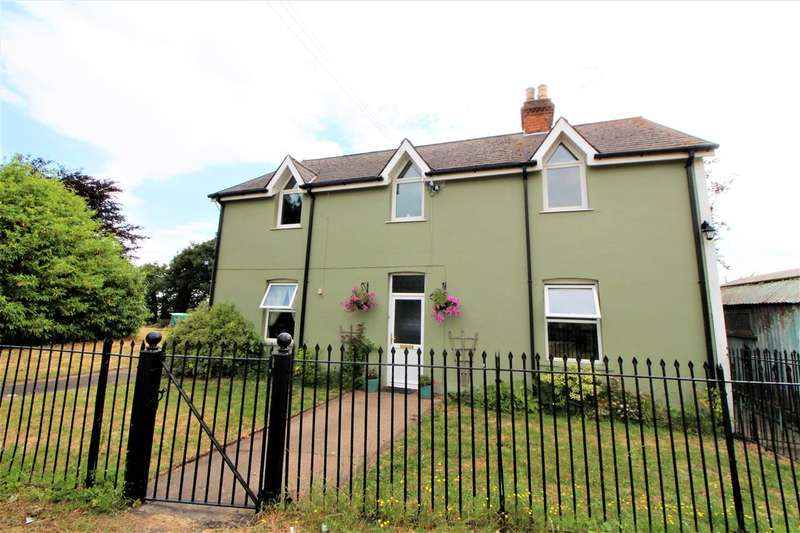 4 Bedrooms Detached House for sale in Cliff House, Sudbrook