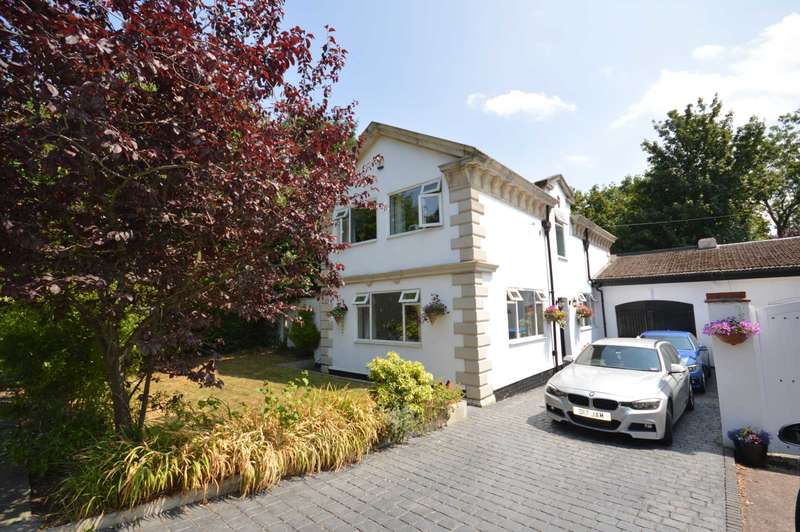 3 Bedrooms Detached House for sale in Arkwood Close, Spital