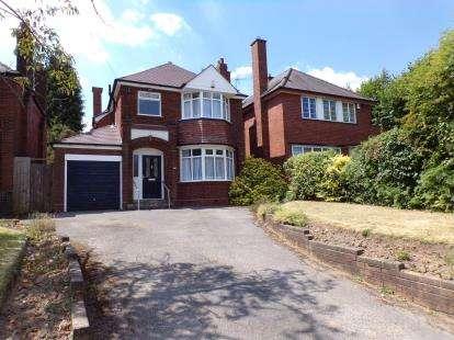 3 Bedrooms Detached House for sale in Quinton Road West, Quinton, Birmingham, West Midlands