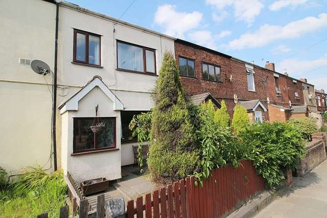 3 Bedrooms Terraced House for sale in Wigan Road, Westhoughton, Bolton, BL5