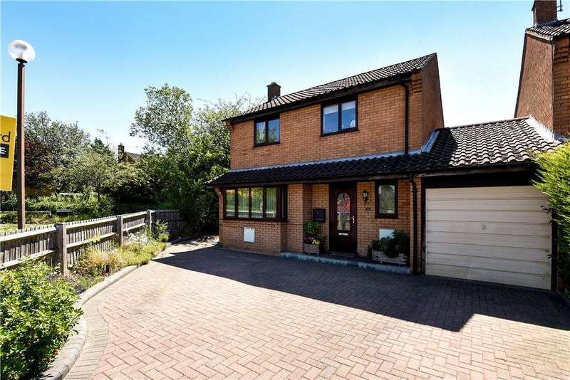 3 Bedrooms Link Detached House for sale in Dexter Avenue, Oldbrook, Milton Keynes