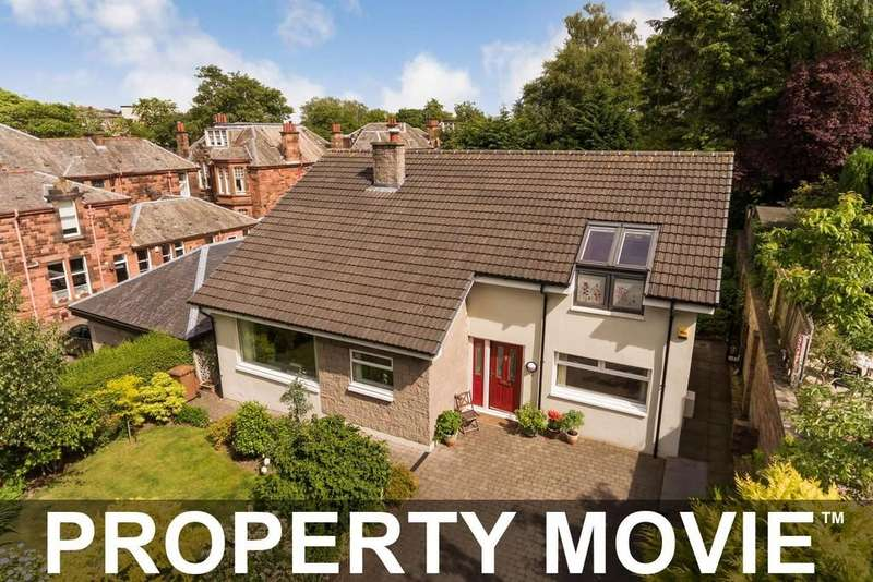 4 Bedrooms Detached House for sale in 2 Cranborne Road, Jordanhill, Claythorn, Glasgow, G12 0YB
