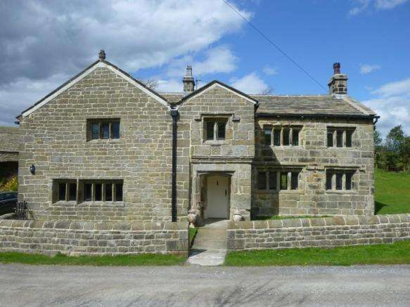 4 Bedrooms Farm House Character Property for sale in Haddings Lane, Sabden Fold BB12