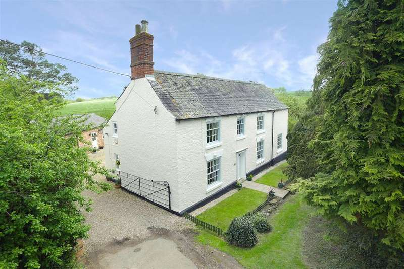 5 Bedrooms Detached House for sale in Church Lane, Hungarton