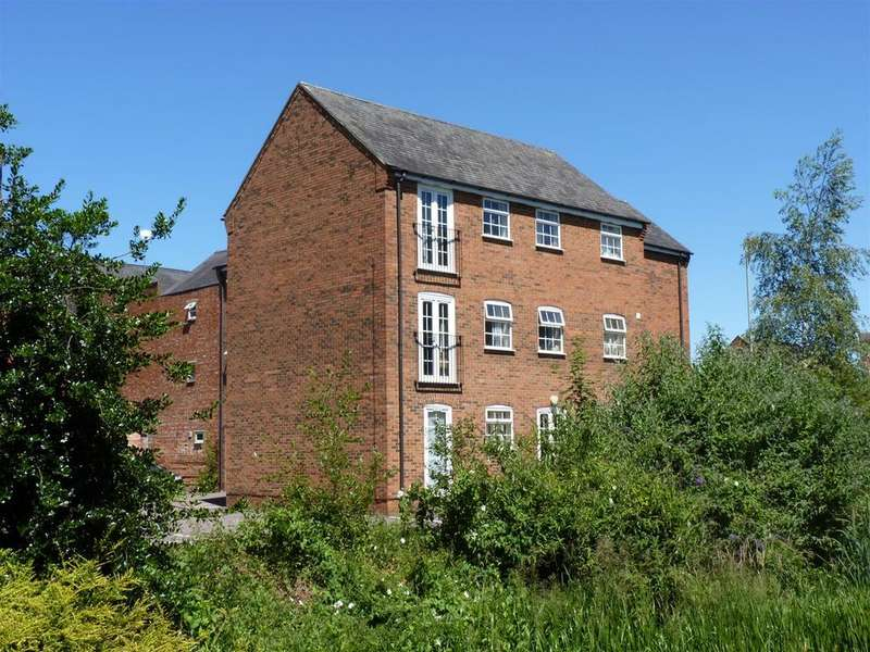 2 Bedrooms Apartment Flat for sale in St. Marys Road, Market Harborough