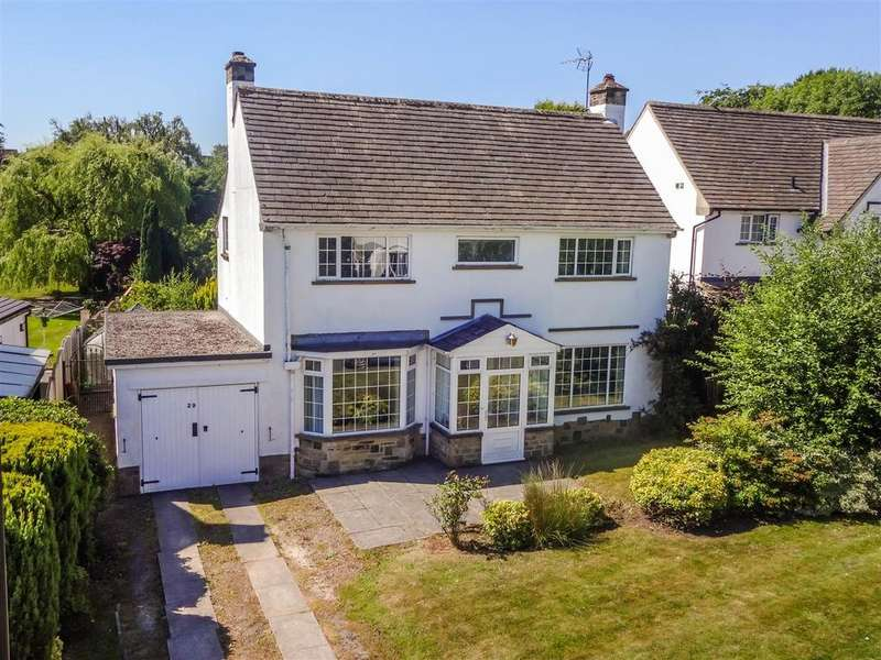 3 Bedrooms Detached House for sale in Southway, Guiseley, Leeds